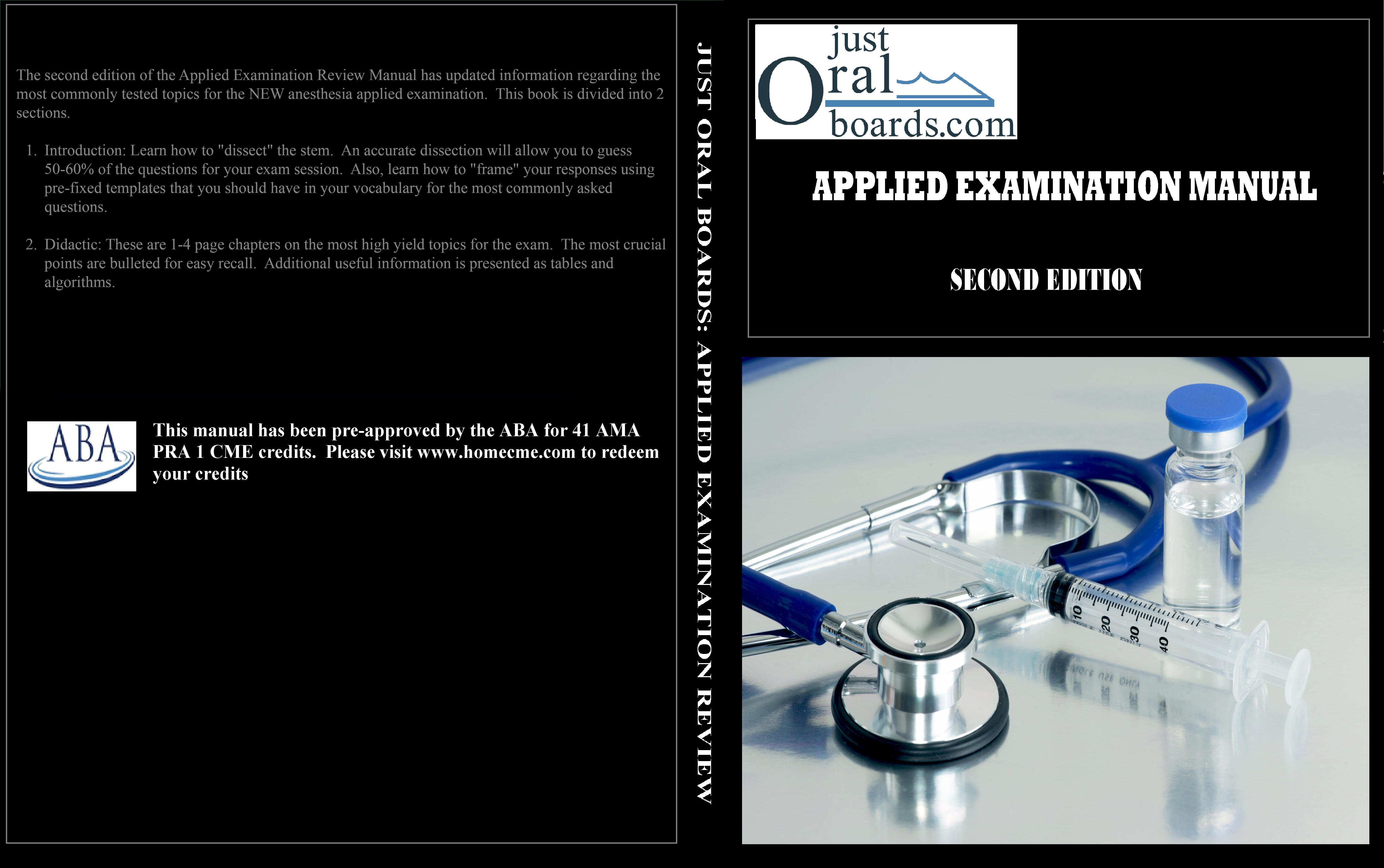 JOB Applied exam Cover SKS Updated